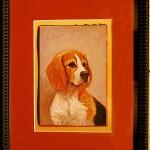 Beagle Framed Giclées