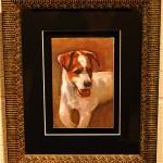 Jack Russell Framed Giclées