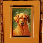 Labrador Framed Giclées