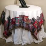 Gal tablecloth