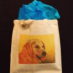 Golden Retriever Tote