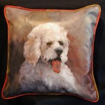 Labradoodle Pillow