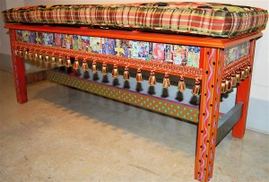John Wayne Bench – SOLD