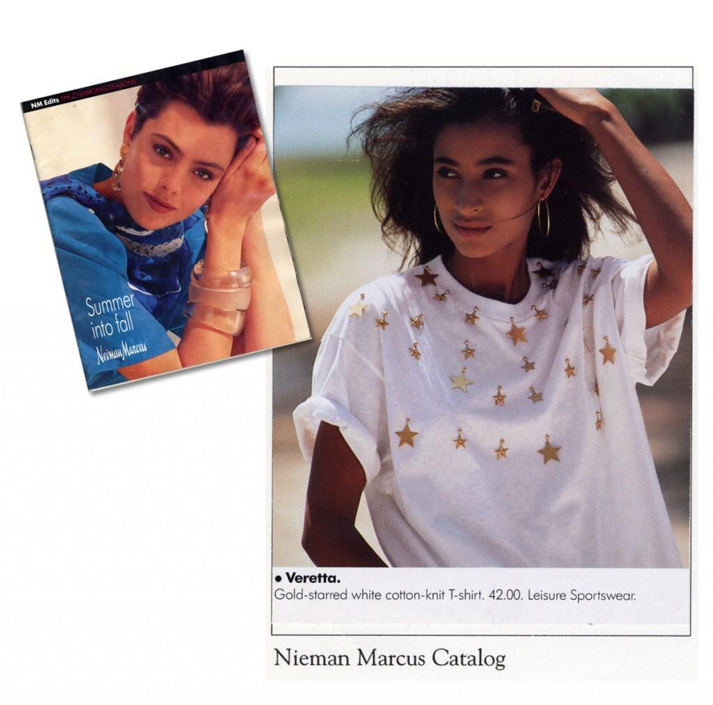 Nieman Marcus T-shirt composite
