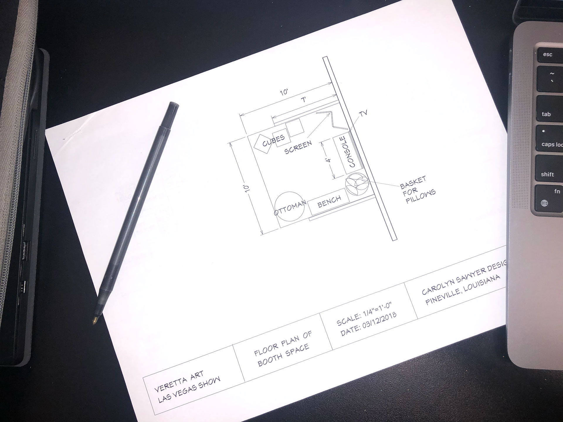 Booth-Plans